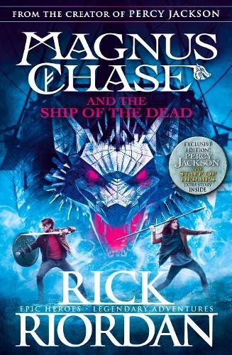The Ship of the Dead (Magnus Chase and the Gods of Asgard Series Book 3) - Malaysia Online Bookstore