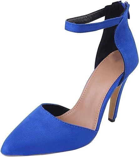 Zapatos De Tacon Aguja Altas Vestir Para Mujer Otono Paolian Calzado De Cuna Dama Noche Terciopelo Moda Calzado De Trabajo Fiesta Boda Zapatos Con Punta Baratos Tallas Grandes Amazon Es Zapatos Y Complementos