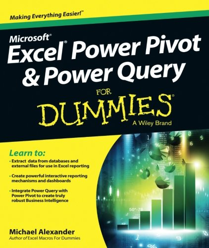 Excel Power Pivot and Power Query For (And Is Pivot)