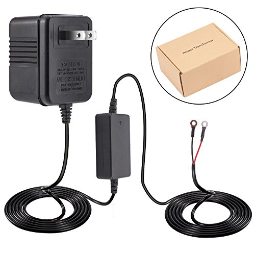 - Doorbell Power Supply for Ring Doorbell 2 & Original Charger by Unioneer (Contain REQUIRED Resistor)