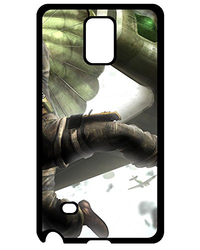 2016 2957098ZJ157869092NOTE4 Case Cover Protector For Free Medal of Honor: Airborne Samsung Galaxy Note 4 Galaxy Note 4 cases's Shop
