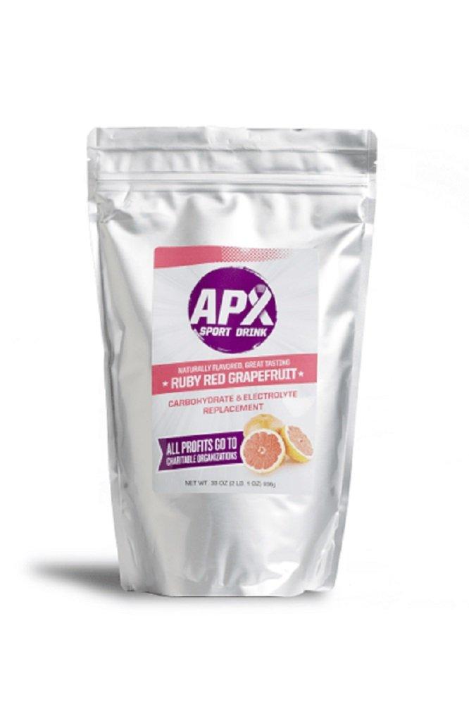APX Electrolyte Replacement Sport Drink 2 lb. 1 oz. 33 oz. 936 g Bag Pomegranate