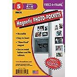 magnet picture frames for fridge - Clear Magnetic Photo Frames For Refrigerator 4