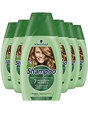 Schwarzkopf 7 Kruiden Shampoo 250ml , 6 stuks