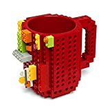HATU Build-On Brick Mug Red Deal (Small Image)