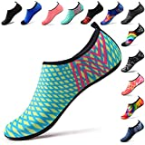 STEELEMENT. Water Shoes Yoga Shoes for Men & Women Sports Yoga Socks Perfect Stockings for Hiking Climbing Swimming Athletic Travel(WS06-40)