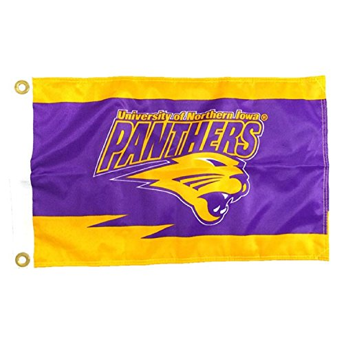 (NCAA Northern Iowa Panthers Boat and Golf Cart)