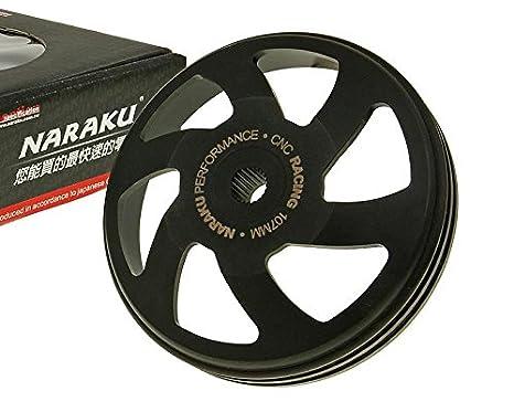 Campana embrague Naraku V2 CNC - Vanguard lb50qt de 2: Amazon.es: Coche y moto
