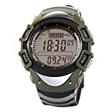 Amazon Price History for:Digital Fishing Barometer Fish-Finder Wrist Watch Waterproof Multi-function