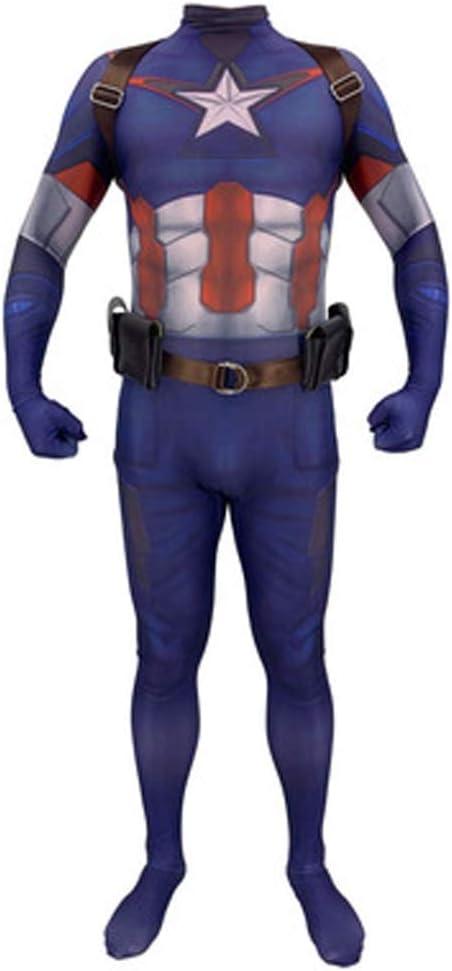 HYYSH Capitán América Ropa Ropa para niños Vengadores 4 Medias ...