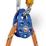 GM CLIMBING UIAA Certified 30kN Swing Cheek Micro