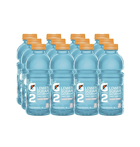 Gatorade G2 Thirst Quencher, Glacier Freeze, 12 Pack Only $6.35