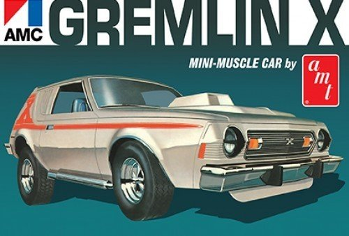 1974 AMC Gremlin X Plastic Model Kit 1/25 (1974 Models)