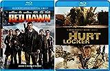 Hurt Locker & Red Dawn Blu Ray 2 Pack War Movie Action Set