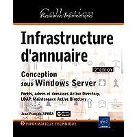 Infrastructure d'annuaire - Conception sous Windows Server [2ième édition]