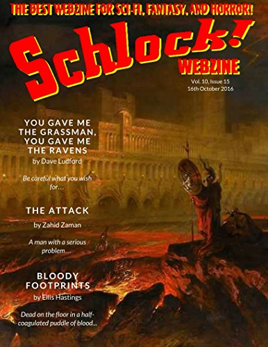 Schlock! Webzine Vol. 10, Issue 15