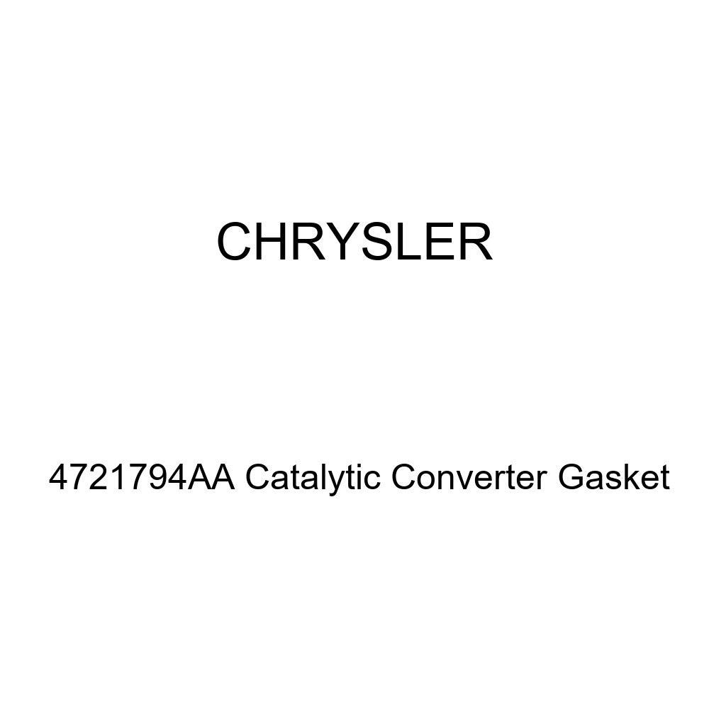 Genuine Chrysler 4721794AA Catalytic Converter Gasket