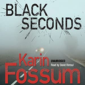Black Seconds Audiobook