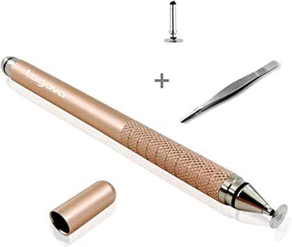 Active Stylus Color : Rose Gold Android Mobile Phone Tablet Capacitive Pen Touch Touch Screen Pen Suitable for iOS Capacitive Pen