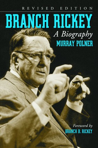 Branch Rickey: A Biography