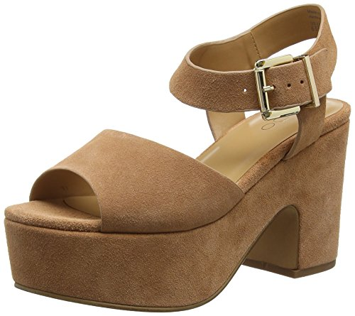 Nathalia Marron Sandales ALDO Femme 27 Brown Light BdqTTn