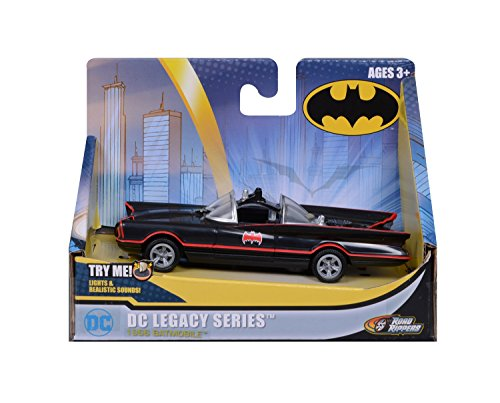 Nikko 9069 DC Super Friends 1966 Batmobile (1966 Batmobile)