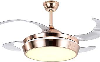SADASD Lámpara de techo colgante de estilo vintage industrial con ...