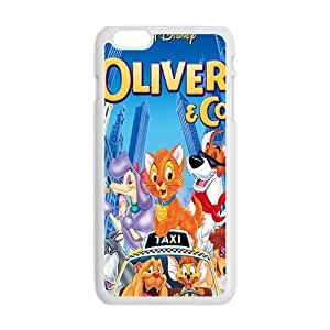 HDSAO Oliver and company Case Cover For iPhone 6 Plus Case
