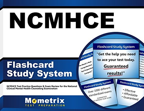 NCMHCE Flashcard Study System: NCMHCE Test Practice Questions & Exam Review for the National Clinical Mental Health Counseling Examination ()