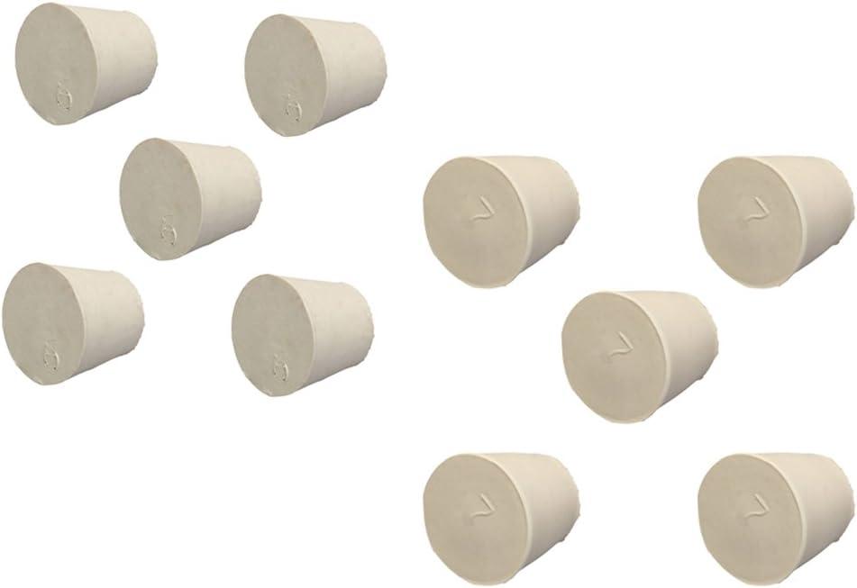 Baoblaze Support de Bouteille en Silicone /Élastique pour V/élo Bande Lampe de Poche Ext/érieur