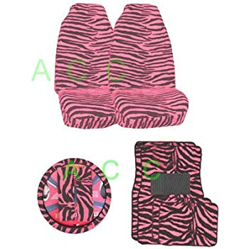 Amazon Com 7 Piece Safari Animal Print Auto Interior Gift