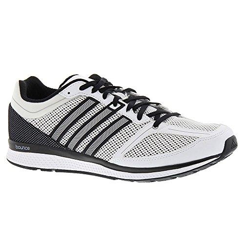 Adidas Heren Mana Rc Bounce M Hardloopschoen Wit / Wit / Zwart