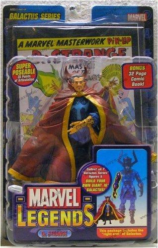 Toy Biz Marvel Legends Series 9 Galactus Dr. Strange Action Figure