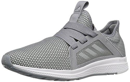 adidas Performance Women's Edge Lux W Running Shoe, Grey/White/Metallic/Silver, 8.5 M US by adidas Performance