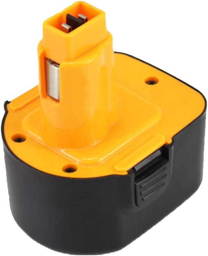 DOSCTT 12V 3.0Ah Ni-MH Batería de Reemplazo Para Dewalt DW9071 DE9074 DE9071 DE9075 DC9072 DE9037 DE9501 DE9072 DE9074 DW9072 EZWA49 152250-27 397745-01