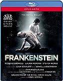 Frankenstein Bluray