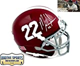 Mark Ingram Autographed/Signed Alabama Crimson Tide Schutt NCAA Mini Helmet