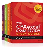 img - for Wiley CPAexcel Exam Review 2018 Study Guide: Complete Set (Wiley Cpa Exam Review) book / textbook / text book