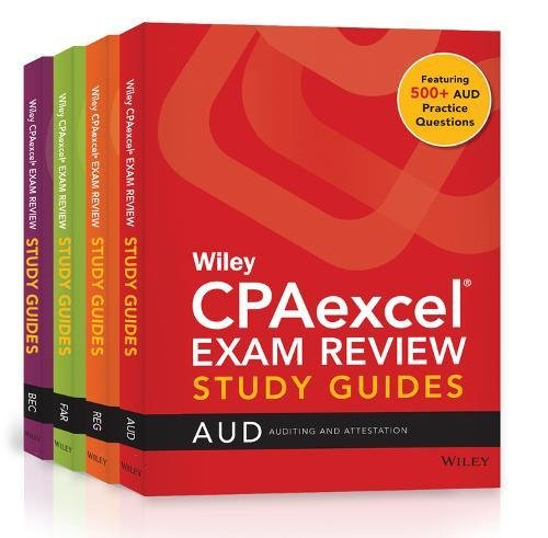Wiley CPAexcel Exam Review 2018 Study Guide: Complete Set (Wiley Cpa Exam Review)