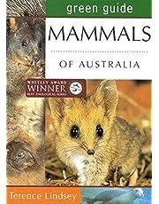 Green Guide Mammals of Australia