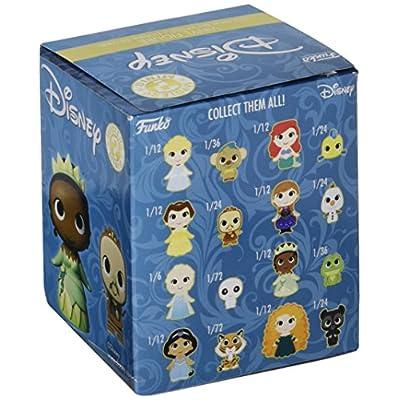 Funko Mystery Mini Disney Princess - 1 Blind Box Mystery Action Figure: Funko Mystery Minis:: Toys & Games