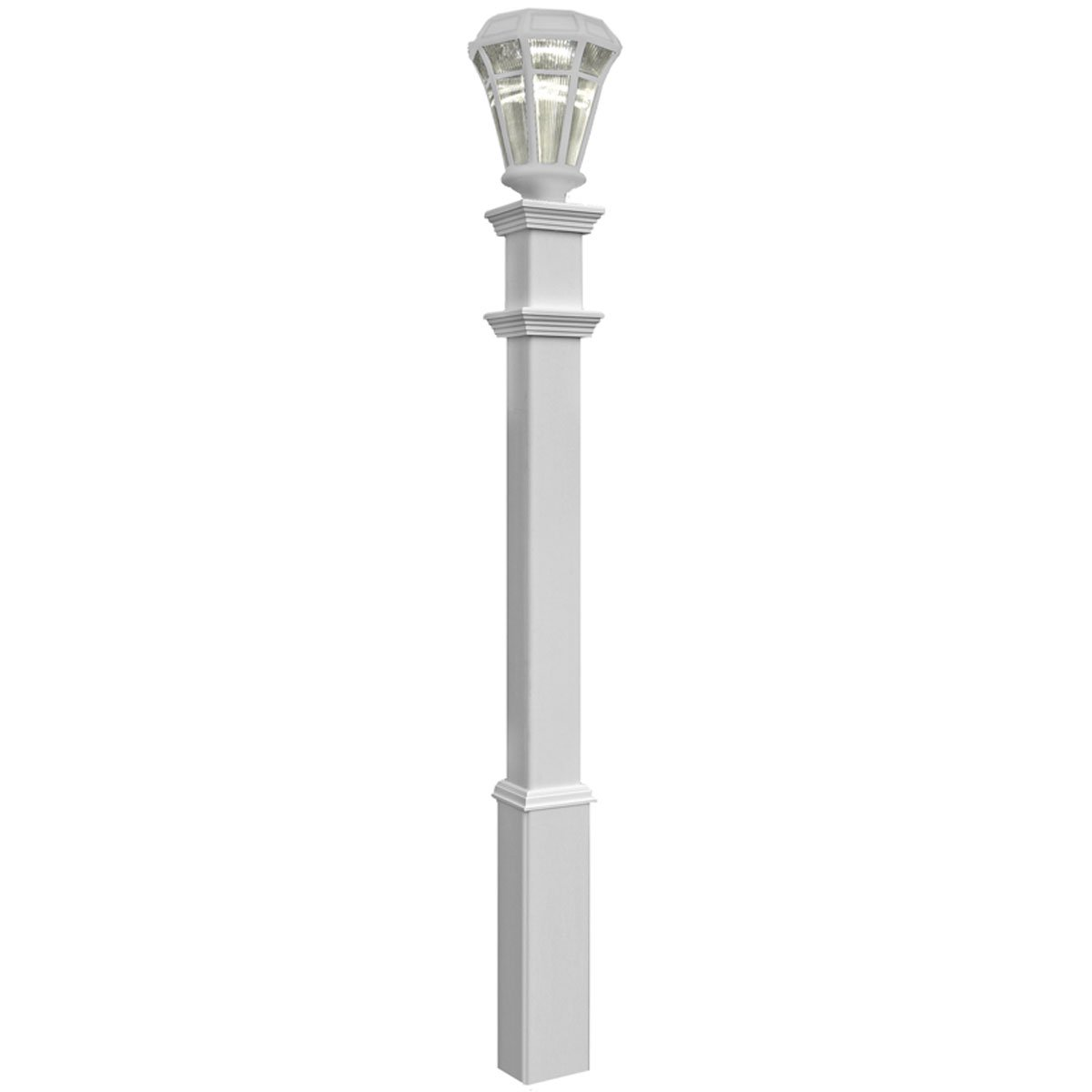 Sturbridge 5''x5'' Vinyl Lamp Post