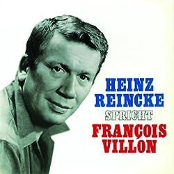 Heinz Reincke spricht François Villon