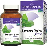 New Chapter Lemon Balm Force, 30 Softgel