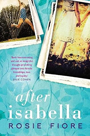 book cover of After Isabella
