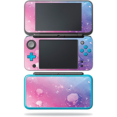Price comparison product image Skin for New Nintendo 2DS XL - Pink Diamond| MightySkins Protective, Durable, and Unique Vinyl Decal wrap cover | Easy To Apply, Remove, and Change Styles | Made in the USA