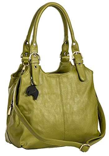 Poches Bandoulière Pratique plain Et Rangement Olive S105 Green Multiple À Pour Sac Main Longue Handbag De Shop Femme Adjustable Big Bhbs YHZvOw