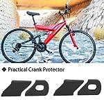 Protezioni-per-Pedivella-Copri-pedivella-in-Silicone-per-MTB-Bici-da-Strada-e-Motociclette