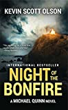 Night of the Bonfire: A Michael Quinn Novel