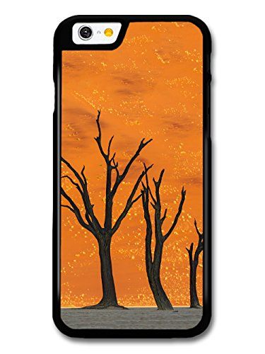 Deadvlei Namibia Desert Photography Orange Sand Dunes and Trees case for iPhone 6 6S
